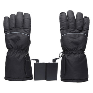 Wholesale Heated Gloves with USB Rechargeable Li Ion Battery Heated for Men and Women Warm Gloves for Cycling Motorcycle Hiking Skiing