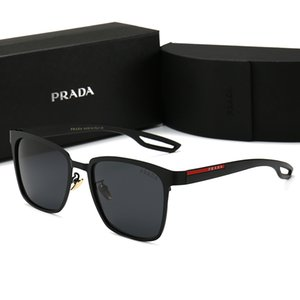 Wholesale Designer Sunglasses Luxury Sunglasses Brand P0120 Glasses for Men Woman Fashion Glasses Driving UV400 High Quality with Box New Hot