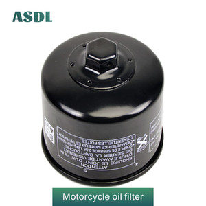 Motorcycle Oil Filter for ZX636 A1P   B1-B2   C1 C6F D6F ZX6-R Ninja 636 ZX 636 6R ZX6R ZX-6R 2002 2003 2004 2005 2006 on Sale