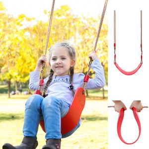 Portable Non-toxic Environmentally Eva Garden swing child Outdoor hanging chair Indoor Swing kids Backyard Tree Seat Toy