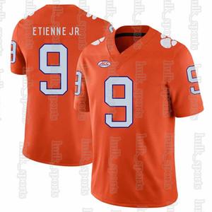 9 Joe Burrow American football Jersey NCAA Clemson Tigers 16 Trevor Lawrence 9 Travis Etienne Jr. University