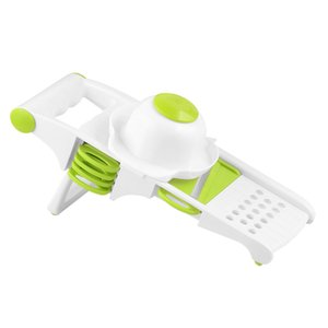 Damask Kitchen Shredders Slicers Knife Mandoline Graters For Carrot Potato Onion High End Fruit Vegetable Cutter Cooking Tool