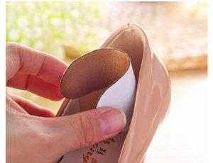 Wholesale Factory price Sticky Fabric Shoe Back Heel grips Inserts Insoles Pads Cushion Liner Grips pairs