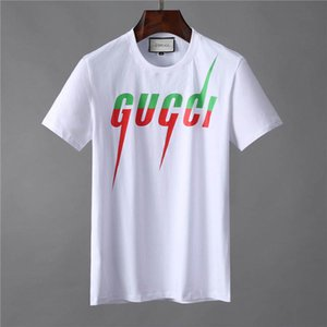 Wholesale Latest Fashion Summer D Men s T Shirt Skull Hip Hop Camisetas Street Clothing T Shirt Gym Casual O neck Short Sleeve Top Tee Men s Black T