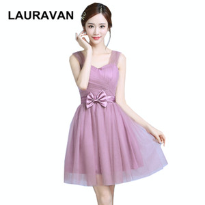 blush girls sweetheart straps elegant bridesmaid dress short tulle ball gowns dresses princess for adults wedding