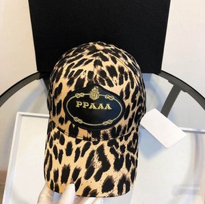 Designer Hats Baseball Caps Fashionable Baseball Cap for Mens Womens Caps Adjustable Beauty Embroidery Leopard Print Design Hat High Quality
