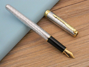 Business gift Sonnet Silver Plated Medium M Nib Fountain Pen