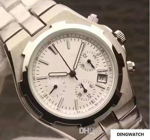 Wholesale New Listing V Brand Luxury Mens Watch mm Calendar Fully Automatic Mechanical Movement Stainless Steel Case Strap