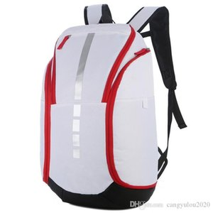 Wholesale Men s Business Big Capacity Multifunctional Backpack for Men White Outdoor Sports Basketball Fashion Women knapsack Male Travelling bag