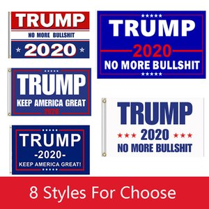 Wholesale 90 cm Trump Flag America Again for President USA Donald Trump Election Banner Flag Donald Flags Decor Banner Styles M527F