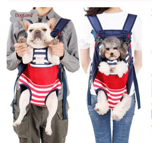 Pet dog cat carrier backpack travel carrier front chest large portable bags for 12kg pet outdoor transportin mochila para perro gb1283
