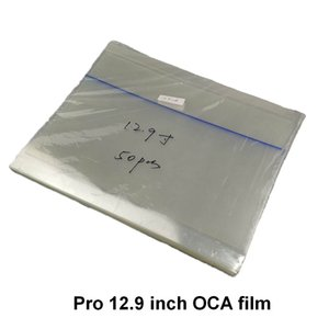 "12.9inch OCA Film For iPad Pro 12"" LCD Screen Repair Optical Clear OCA Adhesive Sticker Film Replace Parts"