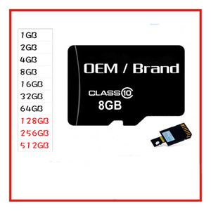 Wholesale OEM Brand Memory Card Custom Logo Full HD p Car Action Camera DVR Video Recorder Memory Card Class U3 SD Micro TF Card