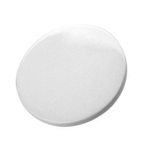 sublimation blank Bright light ceramics Round coaster 10.3*10.3cm hot transfer printing Bright light square coaster 10*10cm consumables