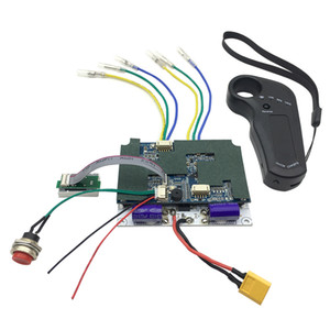 Replacement Substitute Electric With Remote Drive System Dual Motors Parts Instrument Mainboard Skateboard Controller Tools