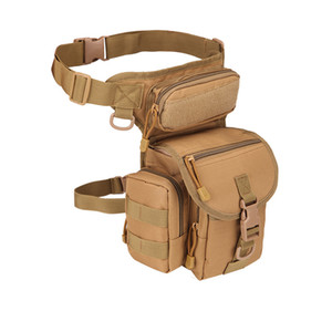 Wholesale YUYU Multifunctionl Unisex Waist Bag Pack Tactics Ride Leg Bag Bags Waterproof Drop Utility Thigh Pouch