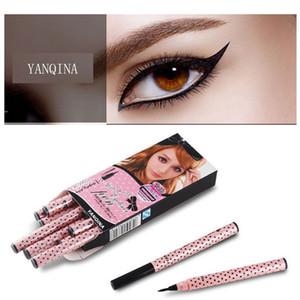 d824d75a9cc Wholesale NEW YANQINA 36H Makeup Eyeliner Pencil Waterproof Black Makeup  Eyeliner Pen No Blooming Precision Liquid