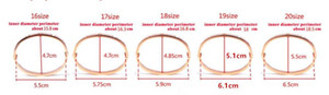 2020 Titanium Steel Bracelets silver rose gold Bangles Women Men Screwdriver Bracelet Couple Jewelry with red pouch