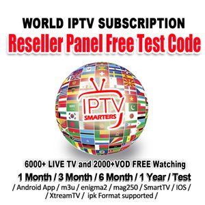 IPTV Subscription with 6000+Channels abonnement IPTV Europe French USA CA UK Germany Italy iptv For M3U Mag Android tv box Smart TV