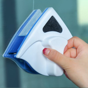 Wholesale window washers for sale - Group buy Magnetic Window Cleaner Wiper Double Side Magnetic Brush for Washing Window Cleaning Tools Magnetic Window Washer