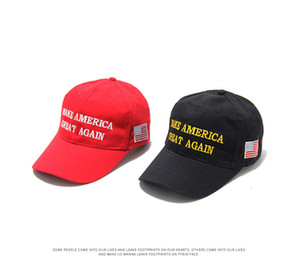 Wholesale Fashion hats MAKE AMERICA GREAT AGAIN Hot sales hats new arrival sun hats for men and womenTrump Support Baseball Caps Sports Baseball Caps