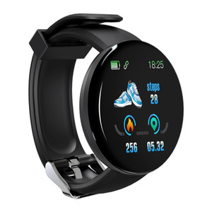 Sport Smart Watch Men Smartwatch Women Girls Smart Watch Blood Pressure Heart Rate Monitor IP67 Waterproof Smartwatch Watch For Android IOS