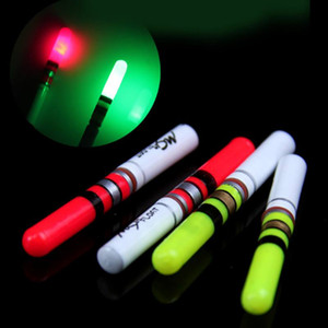 Wholesale 2019 Electronic luminous stick light stick fishing supplies Luminous Floating Battery LED Float for Water Night Fishing Light