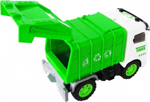 Ali Toys Can Ali Garbage Truck Toyz Toy Car Cleaning Tool Male Voice Light Truck 45F3 Ship from Turkey HB-003740270