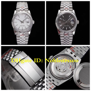 2020 New Style Swiss CAL.3235 Movement 17 Color Mens Datejust 36mm 126234 Jubilee Band V3 904L GMF GM Factory Watch Men's Automatic Watches