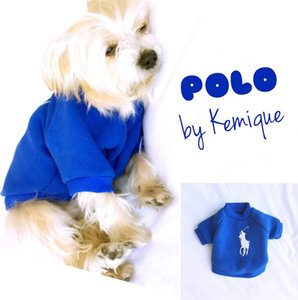 Kemique Blue Dog SweatshirtPolo By Kemique Ship from Turkey HB-003608122 on Sale