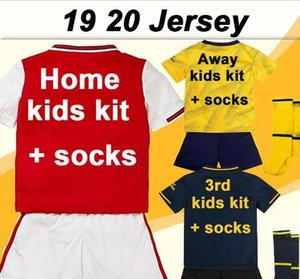 Wholesale 19 Kids Kit Home PEPE Soccer Jerseys Away rd Short Sleeves Boy Girl Football Shirts Fashion Child Uniforms Socks Sales