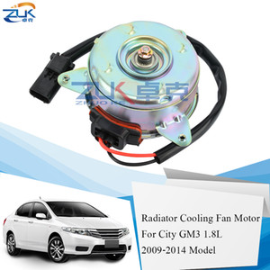 Wholesale oem parts honda for sale - Group buy ZUK Radiator Cooling Fan Motor For HONDA CITY GM3 L OEM RR2 A01