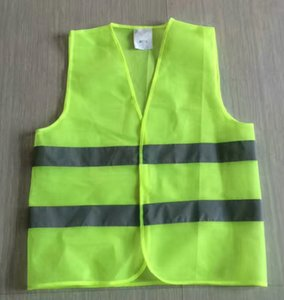 Wholesale safe vest for sale - Group buy High Visibility Reflective Vest Construction Traffic Warehouse Safety Security Reflective Safety Vest safe Working Clothes LJJK1914