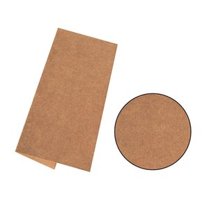 Wholesale 2019 New White Black Kraft Paper Card Message Memo Wedding Party Gift Thank You Cards Label Bookmarks Blank Kraft Card Word