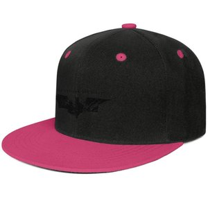 Flat Dark knight Logos batman Mesh Casual Polo snapback