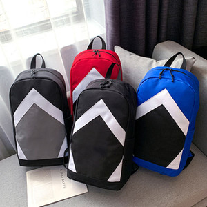 Wholesale Fashion Unisex Backpacks Mens Womens New Arrival Backpack Travel Foldable Zipper Polyester Material School Bag for Students