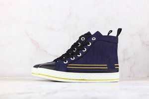 Wholesale Sneakers Paris Luxury Designer Brand Fabric Lambskin Navy Blue CH Sneaker Pink White Women Casual Shoes