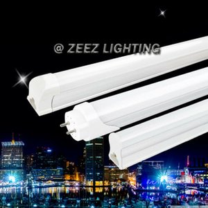Wholesale T5 T8 T10 T12 White LED Tube Light 2FT 3FT 4FT Fluorescent Lamp Bulb Replacement