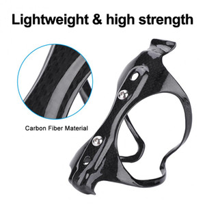 carbon bottle cage, full 3k carbon Fibre Road Mounting Bicycle Bike Cycling water bottle cage for 73mm bottle, super light 22g weight 20g