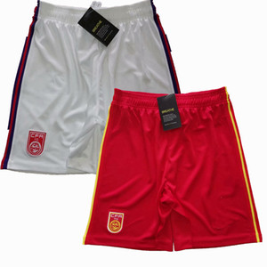 ingrosso cinesi di bicchierini-2020 China Soccer Shorts National Team Home Away Football Sports Shorts Pants