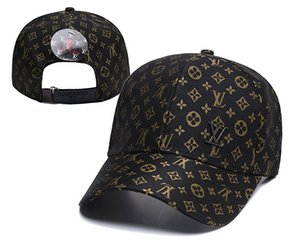Wholesale 2019 summer new fashion men and women Casquette baseball cap Street pop hip hop hat gorras Adjustable Snapback Cap