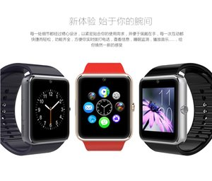 Wholesale Top Factory Hot Sale GT08 DZ09 Smart Watch inch Touch Screen Mobile with sim card for Android Smartphone Smart Watch