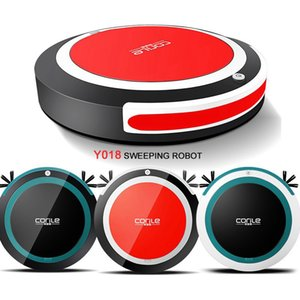 Wholesale Robot Vacuum Cleaner for Home Automatic Sweeping Dust Sterilize Smart Planned Wash Mop three color can choose