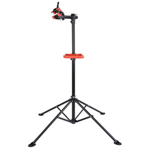 "42""-74"" Bike Repair Workstand Telescopic Adjustable Bicycle Stand Arm Cycle Rack"