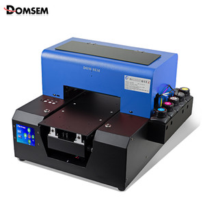 A4 uv printer Multi-function Smart PVC ID Card Printer Business Card Machine with Good Price