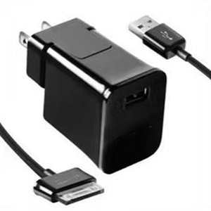 """US EU Plug Travel Wall Charger Cable For Samsung Galaxy Tab 2 Tablet 7 8.9  10.1"""""""