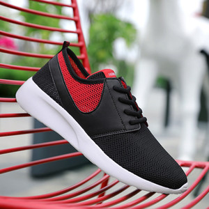 Wholesale Magic2019 Vamp New Network Ventilation Will Code Network Cloth Shoe Md Light Bottom Slow Running Shoes Sneakers Male
