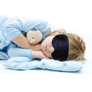 Wholesale Children use Sleep Rest Sleeping Aid Eye Mask Eye Shade Cover Comfort Health Blindfold Shield Travel Eye Care Beauty Tool Adjust