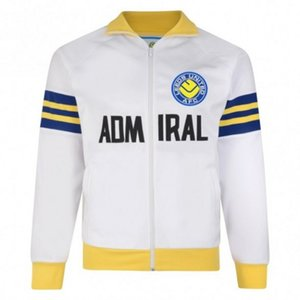 Wholesale 1978 Leeds United retro tracksuit soccer jogging suits football training long uniforms vintage survetemen jacket