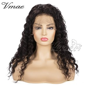 Wholesale Indian Virgin Density Natural Black Cuticle Aligned To Inch Curly Wigs Customized Kinky Curly Human Hair Full Lace Wig